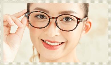 眼鏡との相性